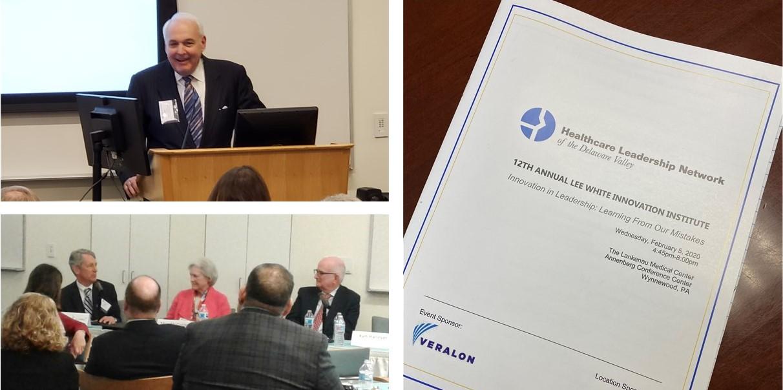 Ken Hanover at Healthcare Leadership Network